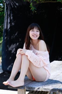 Sayaka Tomaru Swimsuit Bikini Gravure Boobs ni yume tokibo Vol1013