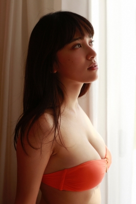 Sayaka Tomaru Swimsuit Bikini Gravure Boobs ni yume tokibo Vol1017