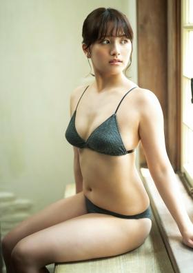 Nanna Owada Swimsuit Bikini Gravure You, like the sun, shine on us today 2021005