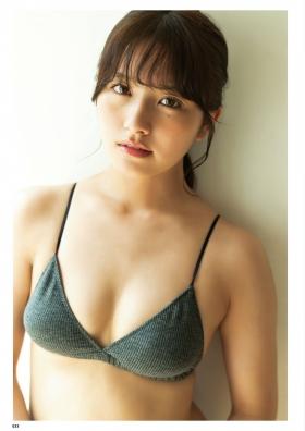 Nanna Owada Swimsuit Bikini Gravure You, like the sun, shine on us today 2021006