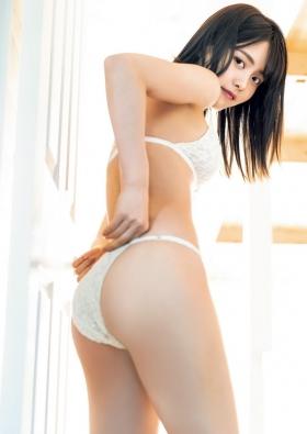 Sachika Nitta Swimsuit bikini gravure Miss Aoyama Contest 2020 clump005