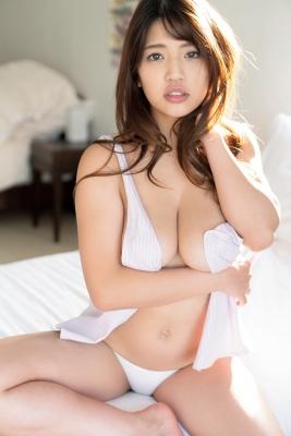 Aoi Fujino Swimsuit Bikini Gravure Bust 100 Icup Kaga Hyakumangoku Bust 2021038