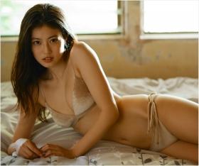 Mio Imada Swimsuit Bikini Gravure Dream Vol1 2018006
