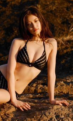 Mio Imada Swimsuit Bikini Gravure Dream Vol1 2018016