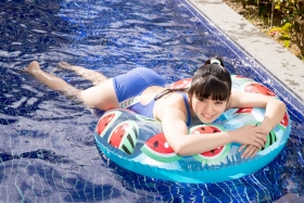 Hinako Tamaki Swimming Race Swimsuit ImagesPool play arena arena Vol2 2020003