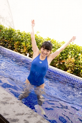 Hinako Tamaki Swimming Race Swimsuit ImagesPool play arena arena Vol2 2020012