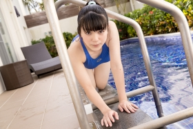 Hinako Tamaki Swimming Race Swimsuit ImagesPool play arena arena Vol2 2020031