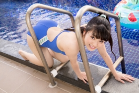 Hinako Tamaki Swimming Race Swimsuit ImagesPool play arena arena Vol2 2020032