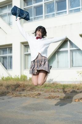 Riko Otsuki Swimsuit Bikini Gravure Beautiful Girl in School Vol1 2021003