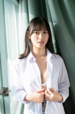 Riko Otsuki Swimsuit Bikini Gravure Beautiful Girl in School Vol1 2021004