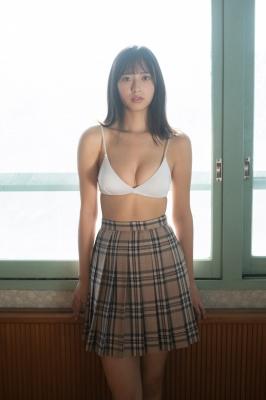 Riko Otsuki Swimsuit Bikini Gravure Beautiful Girl in School Vol1 2021006