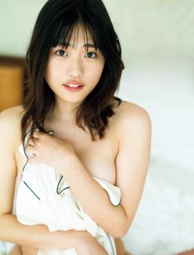 Momoka Ishida swimsuit bikini gravure 23 years old now 2021015