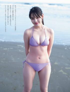 Reia Inoko swimsuit bikini gravure Hokkaidobased last idol graduate 2021004