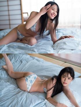 Reia Inoko swimsuit bikini gravure Hokkaidobased last idol graduate 2021005
