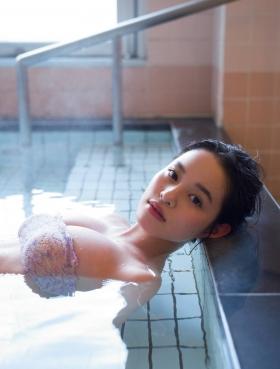 Reia Inoko swimsuit bikini gravure Hokkaidobased last idol graduate 2021009
