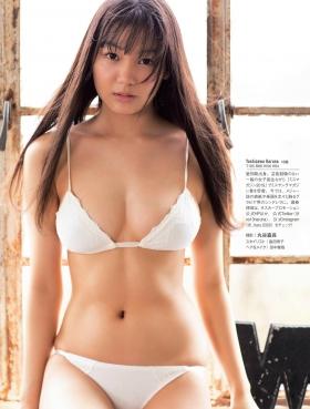 Haruna Yoshizawa swimsuit bikini gravure Cinderella Girl of the rumor 2021007