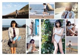 Amisa Miyazaki swimsuit bikini gravure My youth is not over 2021003