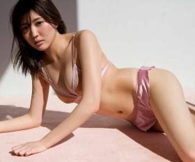 Nami Iwasaki swimsuit bikini gravure Look at my sexiness as an adult 2021011