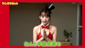 Magic in red swimsuit Yuki Mitera Too beautiful female magician red bikini 2021089