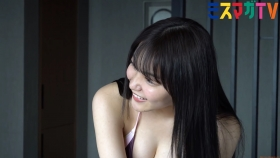 Haruna Yoshizawa Swimsuit Bikini Gravure In a hotel suite 2021034
