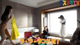 Haruna Yoshizawa Swimsuit Bikini Gravure In a hotel suite 2021052