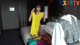 Haruna Yoshizawa Swimsuit Bikini Gravure In a hotel suite 2021055