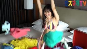 Haruna Yoshizawa Swimsuit Bikini Gravure In a hotel suite 2021088