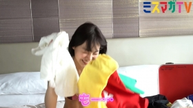 Haruna Yoshizawa Swimsuit Bikini Gravure In a hotel suite 2021099