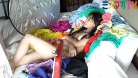 Haruna Yoshizawa Swimsuit Bikini Gravure In a hotel suite 2021111