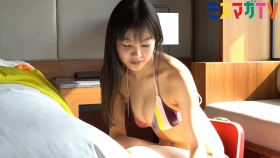 Haruna Yoshizawa Swimsuit Bikini Gravure In a hotel suite 2021128