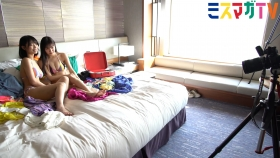 Aya Natsume Haruna Yoshizawa Swimsuit Bikini Gravure Hotel Gravure Photo Shoot 2021042