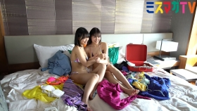Aya Natsume Haruna Yoshizawa Swimsuit Bikini Gravure Hotel Gravure Photo Shoot 2021045