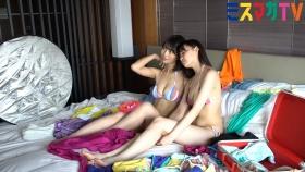 Aya Natsume Haruna Yoshizawa Swimsuit Bikini Gravure Hotel Gravure Photo Shoot 2021053