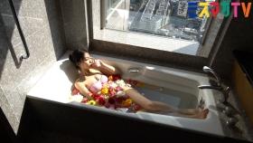 Peepuru Swimsuit bikini gravure Hotel gravure shooting 2021087