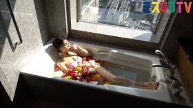 Peepuru Swimsuit bikini gravure Hotel gravure shooting 2021089