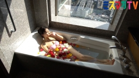 Peepuru Swimsuit bikini gravure Hotel gravure shooting 2021090