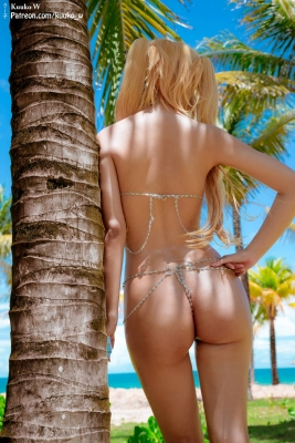 Cosplay Accessory Swimsuit Marie Rose Dead or Alive Dead or Alive Vol2043