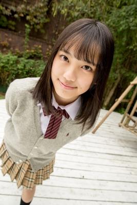 Sarina Kashiwagi School Uniform and Swimsuit043