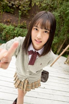 Sarina Kashiwagi School Uniform and Swimsuit044