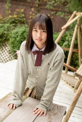 Sarina Kashiwagi School Uniform and Swimsuit045