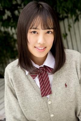 Sarina Kashiwagi School Uniform and Swimsuit058