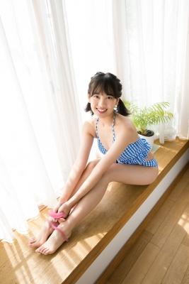Sarina Kashiwagi School Uniform and Swimsuit2048
