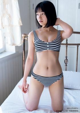 Mizuki Kirihara swimsuit bikini gravure Im sorry for being too cute008