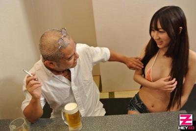 星野イブ 20-07-07 お触り居酒屋で美肌巨乳娘中出し 005