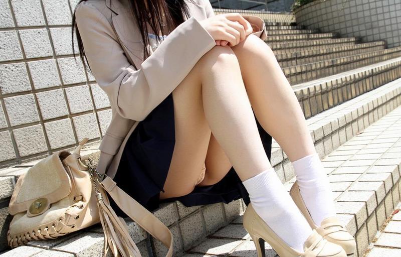 ミニスカート 8