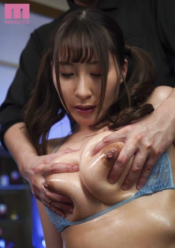 美乳がヌルヌル 1