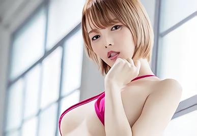 【広瀬りおな】ショートカット、スレンダー美ボディ、綺麗な痴女のお姉さんが男を喰いまくる!