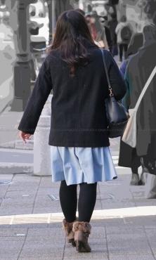 ■ ■vol362-色気たっぷり黒タイツ