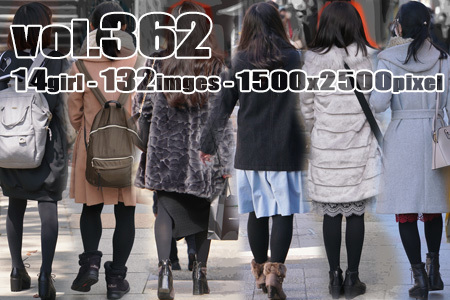 vol362-色気たっぷり黒タイツ