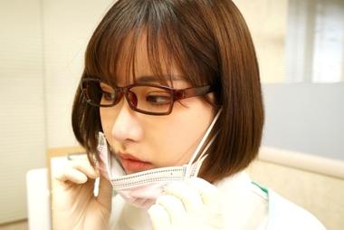 【深田えいみ】VR版の誘惑歯科クリニックをアダルト写真集にしたエロ雑誌!#3
